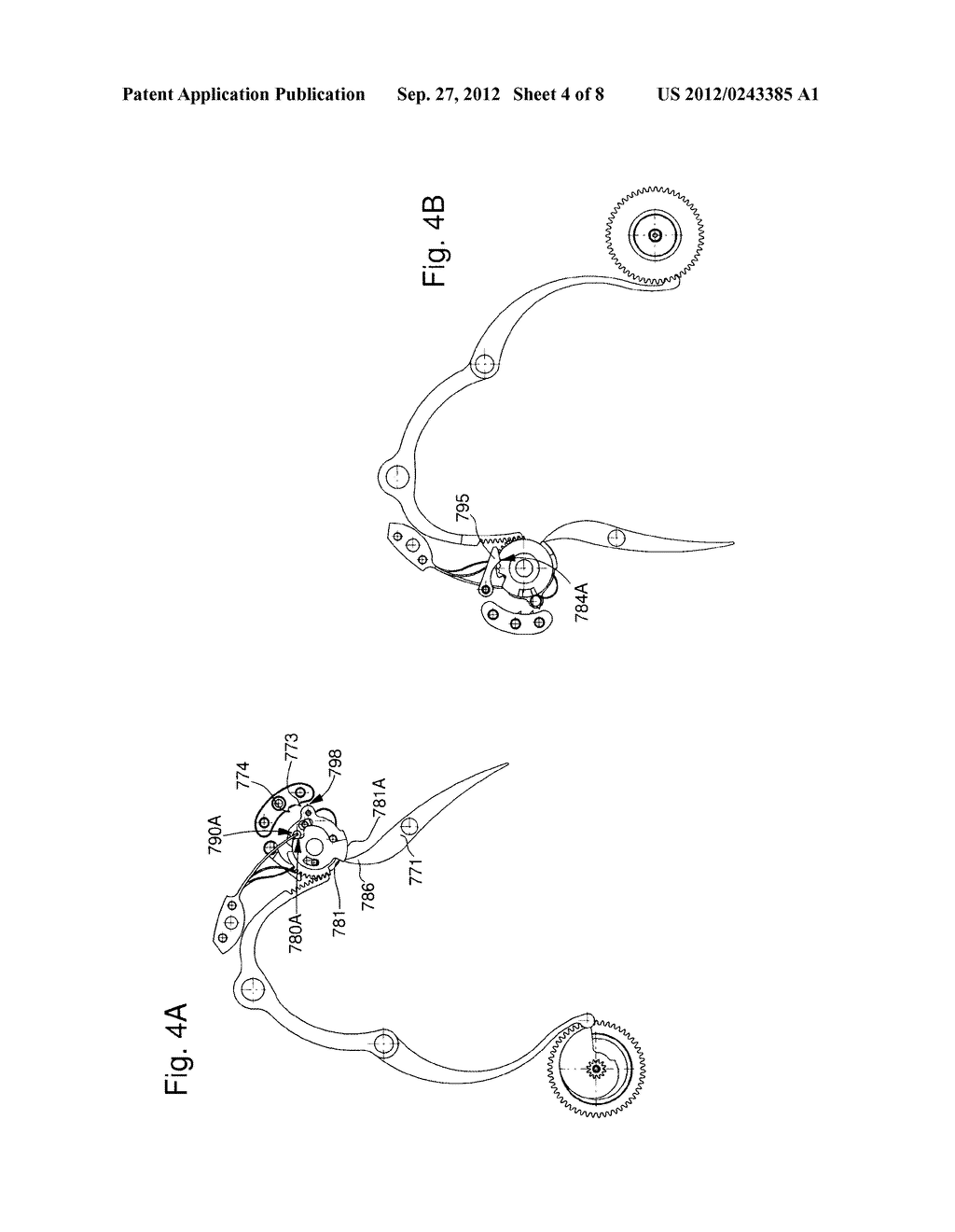 MECHANISM FOR SELECTIVELY STOPPPING THE STRIKING MECHANISMS OF A TIMEPIECE     ACCORDING TO THE AVAILABLE DRIVE TORQUE - diagram, schematic, and image 05