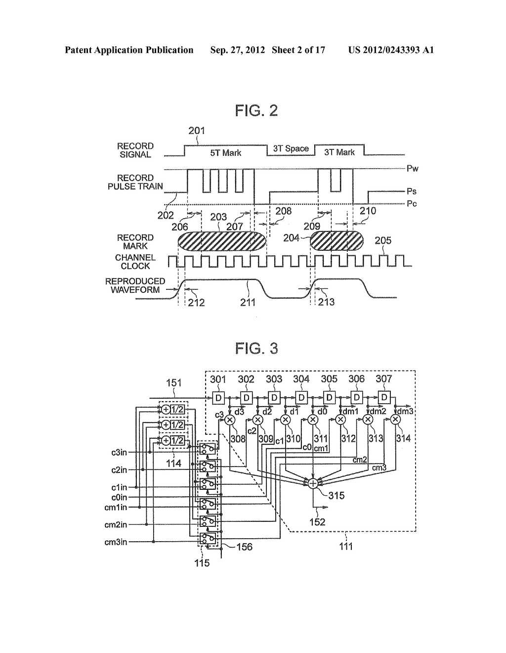 OPTICAL INFORMATION RECORDING METHOD, OPTICAL INFORMATION REPRODUCTION     METHOD AND OPTICAL DISK DEVICE - diagram, schematic, and image 03