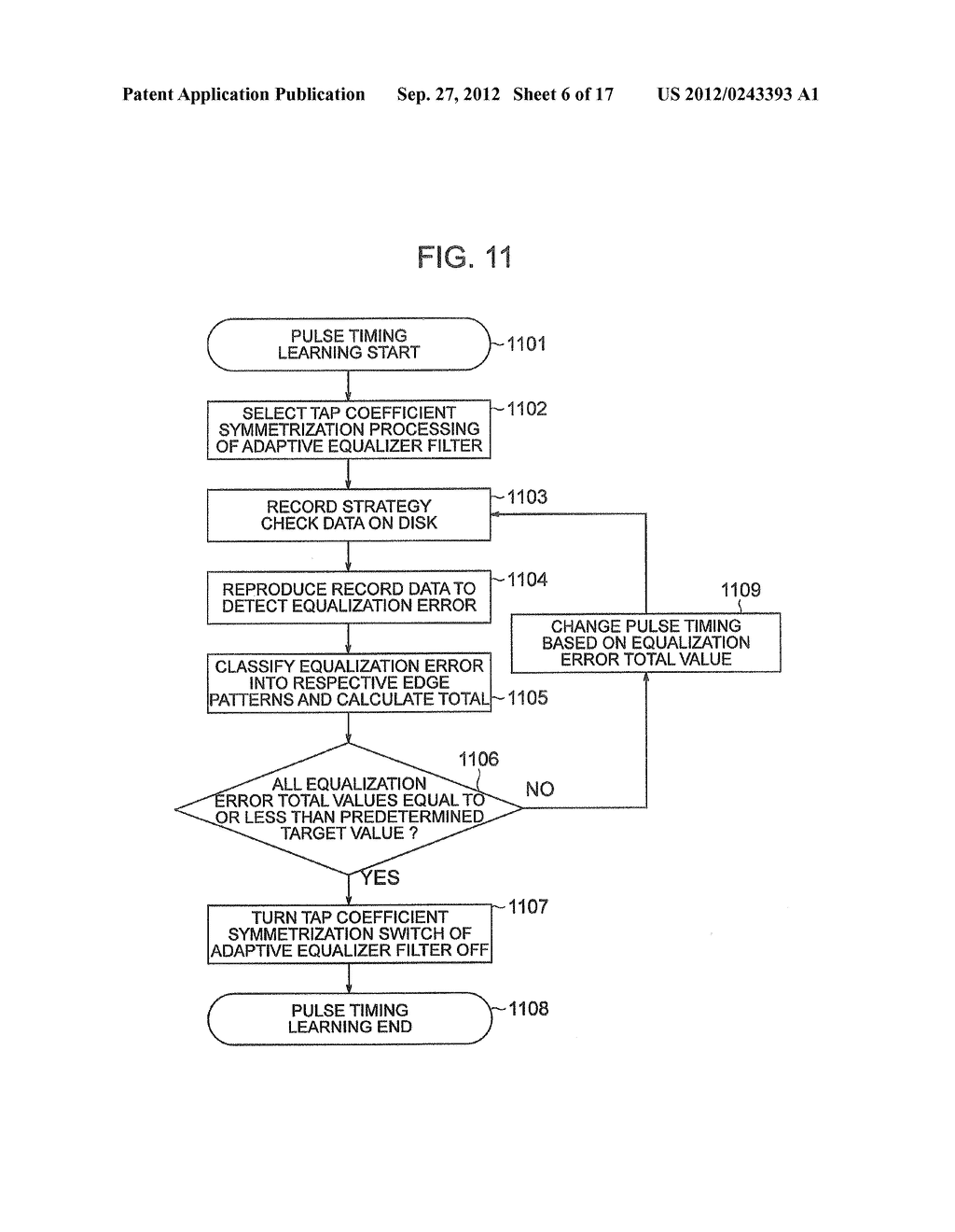 OPTICAL INFORMATION RECORDING METHOD, OPTICAL INFORMATION REPRODUCTION     METHOD AND OPTICAL DISK DEVICE - diagram, schematic, and image 07