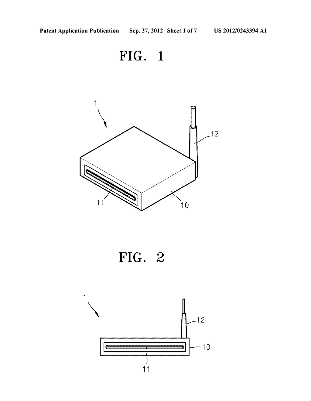 WIRELESS OPTICAL DISC APPARATUS AND METHOD OF OPERATING THE SAME - diagram, schematic, and image 02