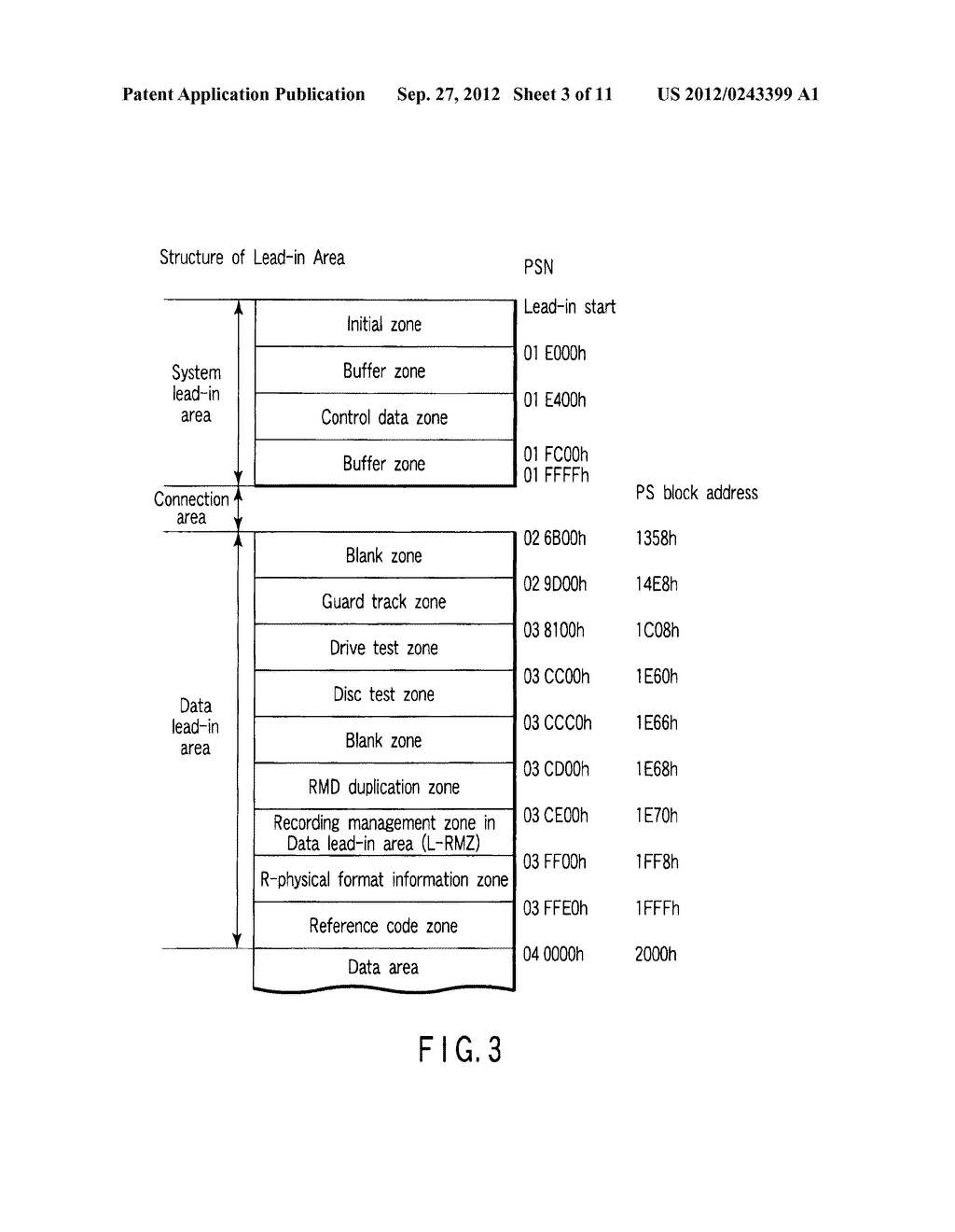 MULTI-LAYER OPTICAL DISC, INFORMATION RECORDING METHOD AND INFORMATION     REPRODUCING METHOD - diagram, schematic, and image 04