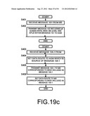 ROUTE SELECTING DEVICE AND MOBILE RADIO COMMUNICATION SYSTEM diagram and image