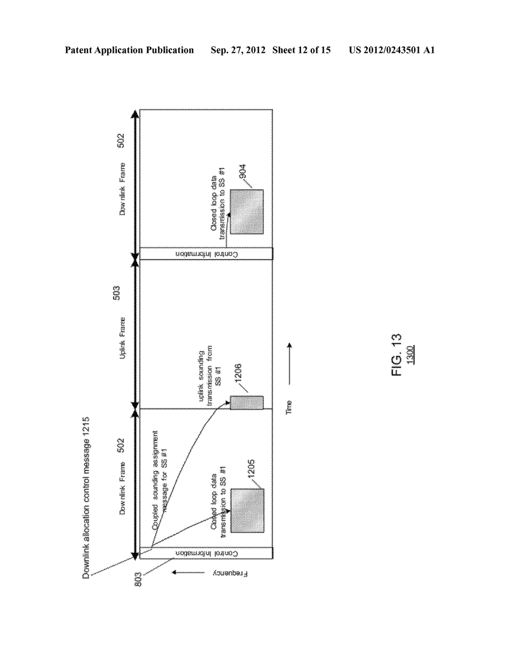 Method and Apparatus for Closed Loop Transmission - diagram, schematic, and image 13