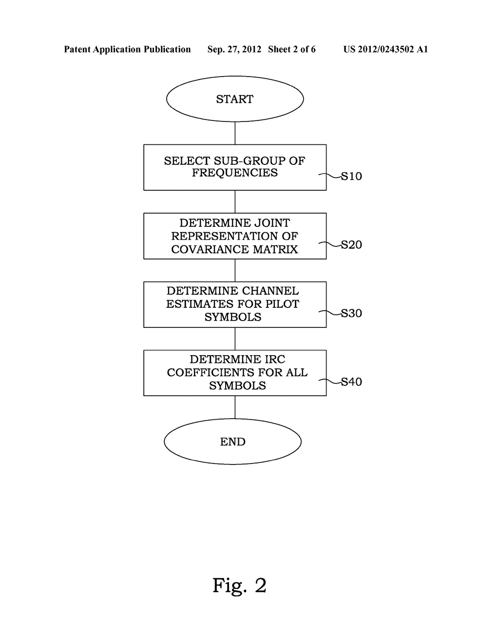 Method and Arrangement for Improved Interference Rejection Combining - diagram, schematic, and image 03