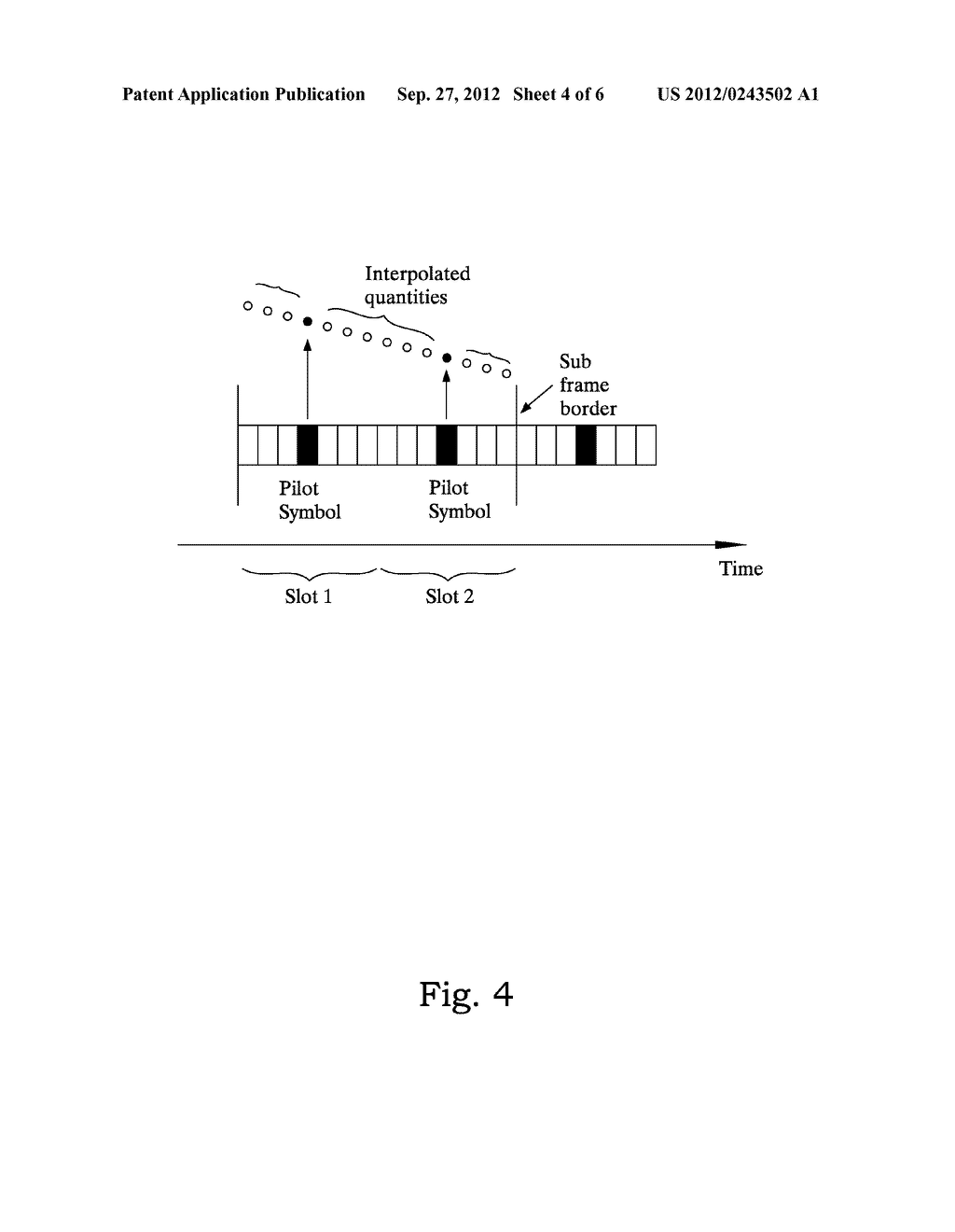 Method and Arrangement for Improved Interference Rejection Combining - diagram, schematic, and image 05