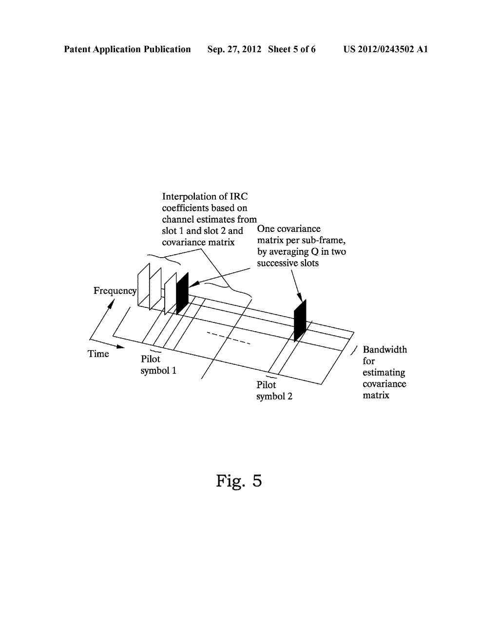 Method and Arrangement for Improved Interference Rejection Combining - diagram, schematic, and image 06