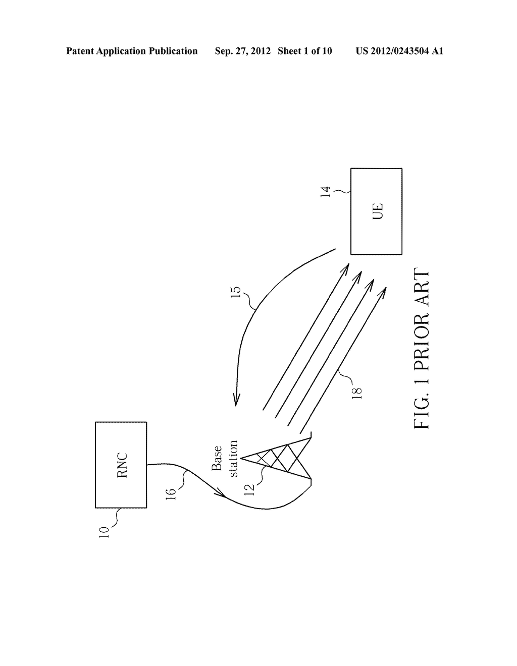 Method of Handling Cell Change in Wireless Communication Systems and     Communication Device Thereof - diagram, schematic, and image 02