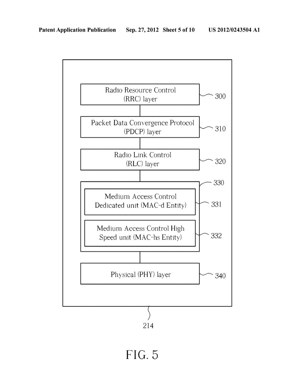Method of Handling Cell Change in Wireless Communication Systems and     Communication Device Thereof - diagram, schematic, and image 06