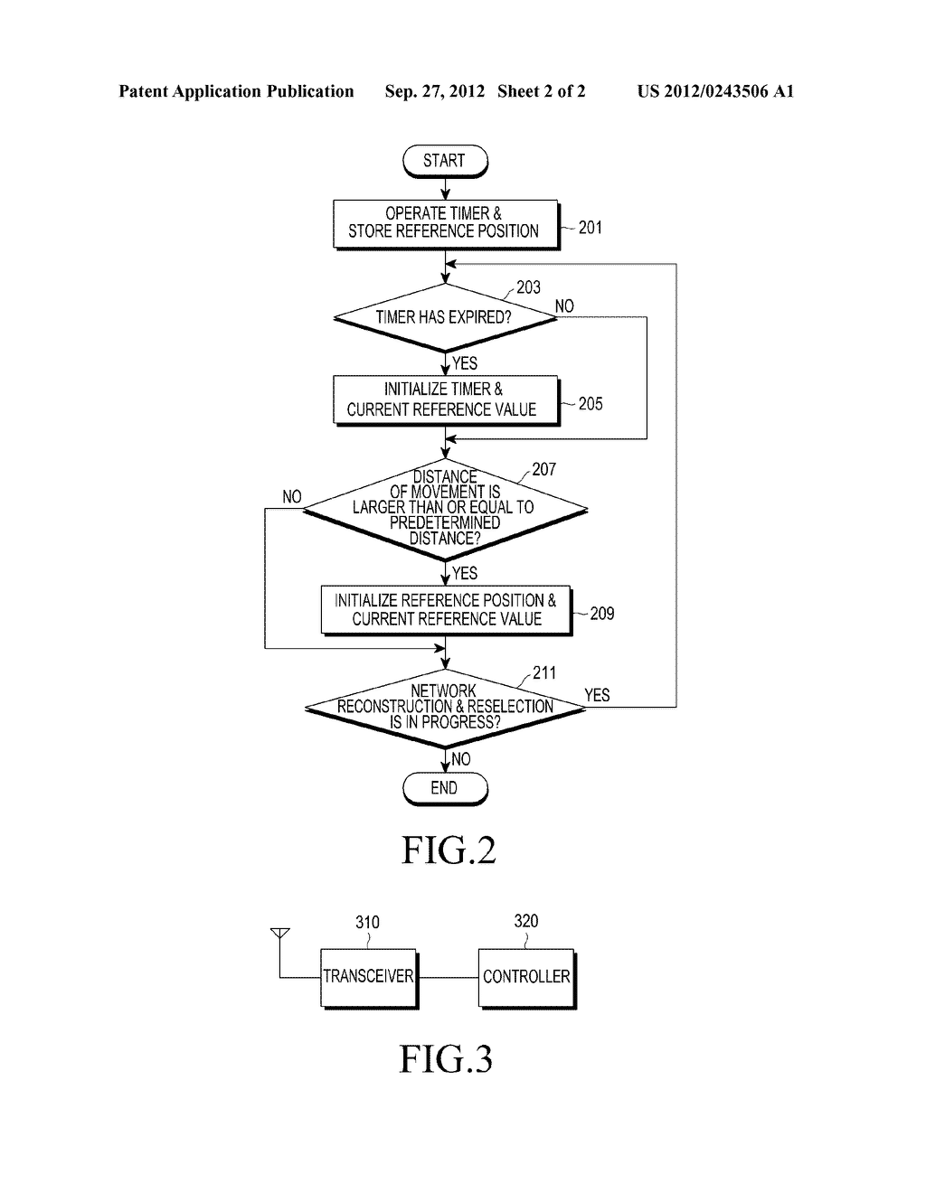 METHOD AND APPARATUS FOR ATTEMPTING TO ACCESS NETWORK - diagram, schematic, and image 03