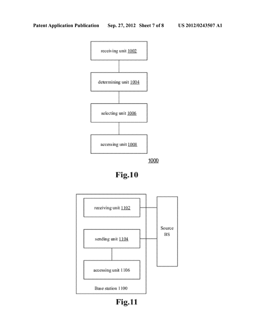HANDOFF ACCESS METHOD AND DEVICE BASED ON RANDOM ACCESS CHANNEL - diagram, schematic, and image 08