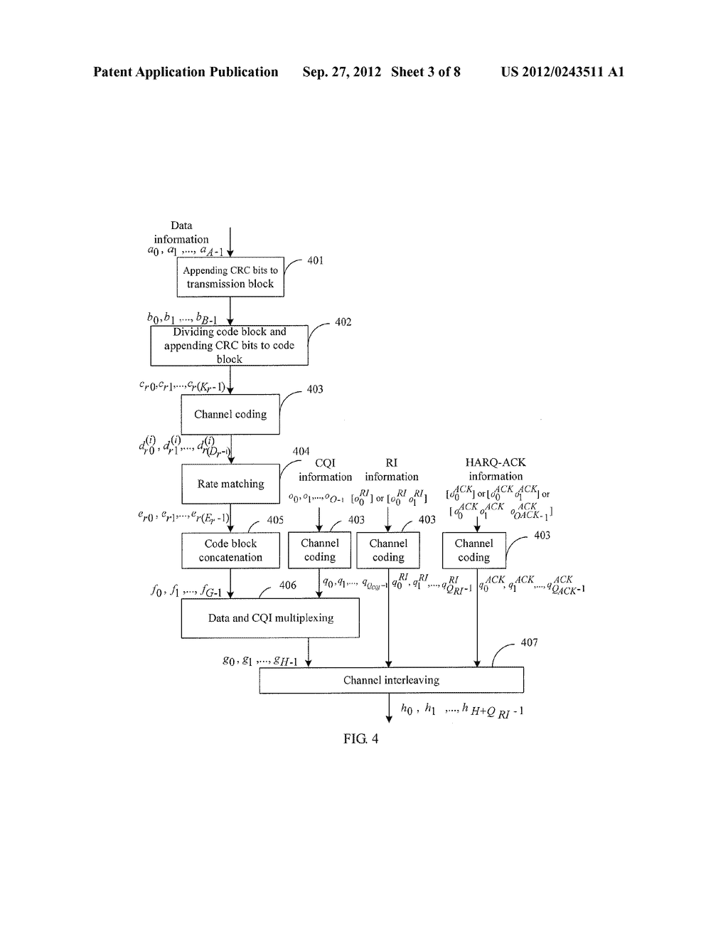 METHOD AND APPARATUS FOR TRANSMITTING UPLINK CONTROL INFORMATION - diagram, schematic, and image 04