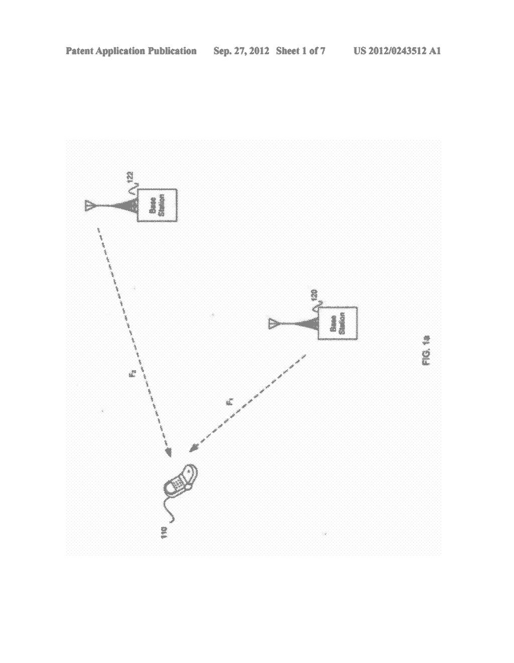 Method and Apparatus for Dual Frequency Timing Acquisition for compressed     WCDMA Communication Networks - diagram, schematic, and image 02