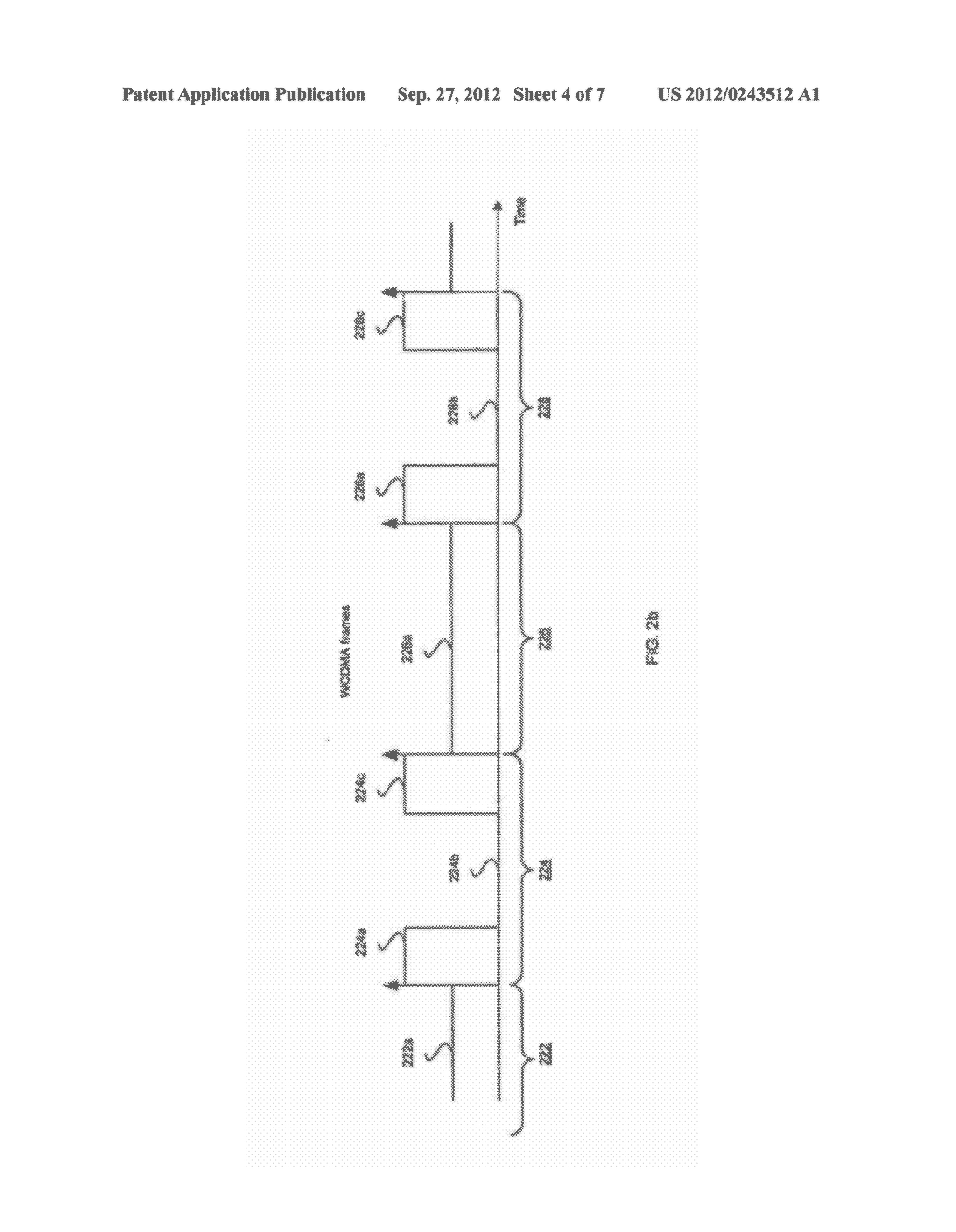 Method and Apparatus for Dual Frequency Timing Acquisition for compressed     WCDMA Communication Networks - diagram, schematic, and image 05
