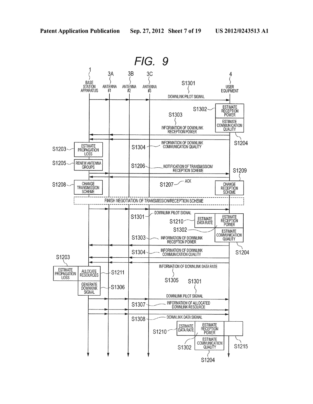 RADIO COMMUNICATION SYSTEM, BASE STATION APPARATUS, AND RADIO     COMMUNICATION METHOD - diagram, schematic, and image 08