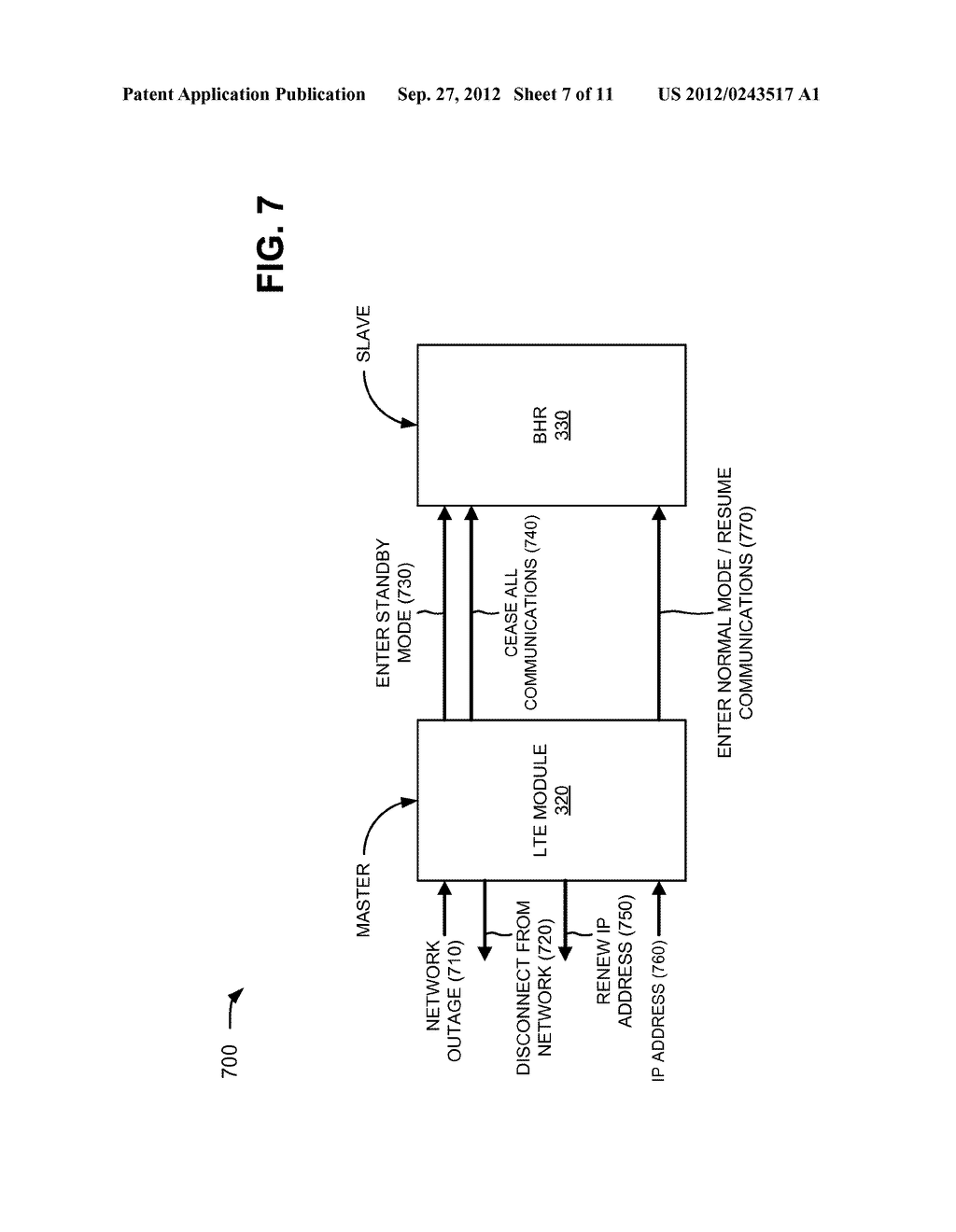 WIDE AREA NETWORK (WAN) AND LOCAL AREA NETWORK (LAN) COMMUNICATIONS FOR A     FIXED WIRELESS CPE - diagram, schematic, and image 08