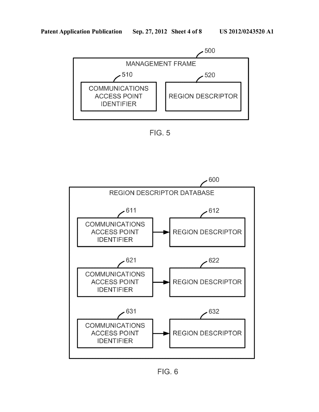 LOCATION-BASED ASSOCIATION FOR COMMUNICATIONS NETWORKS - diagram, schematic, and image 05