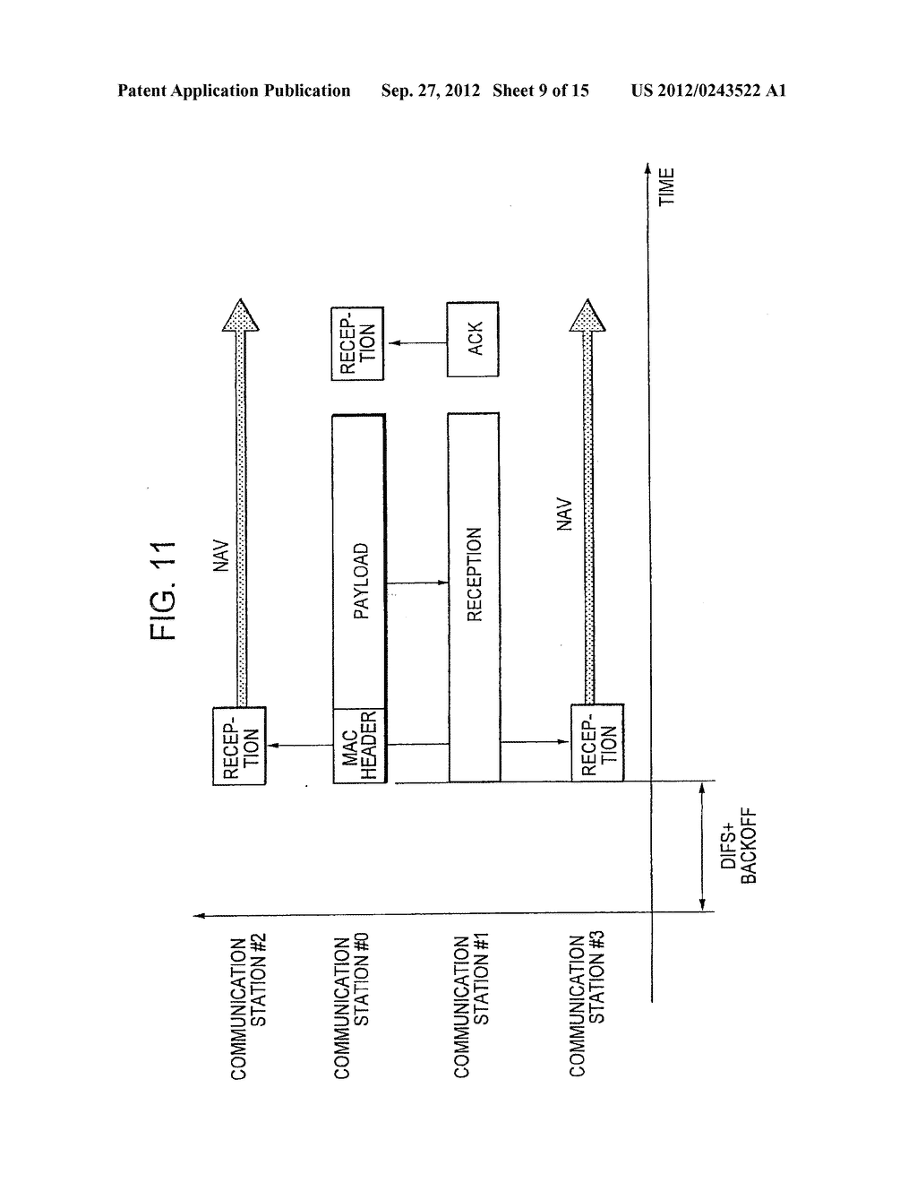 WIRELESS COMMUNICATION SYSTEM, WIRELESS COMMUNICATION APPARATUS, WIRELESS     COMMUNICATION METHOD, AND COMPUTER PROGRAM - diagram, schematic, and image 10