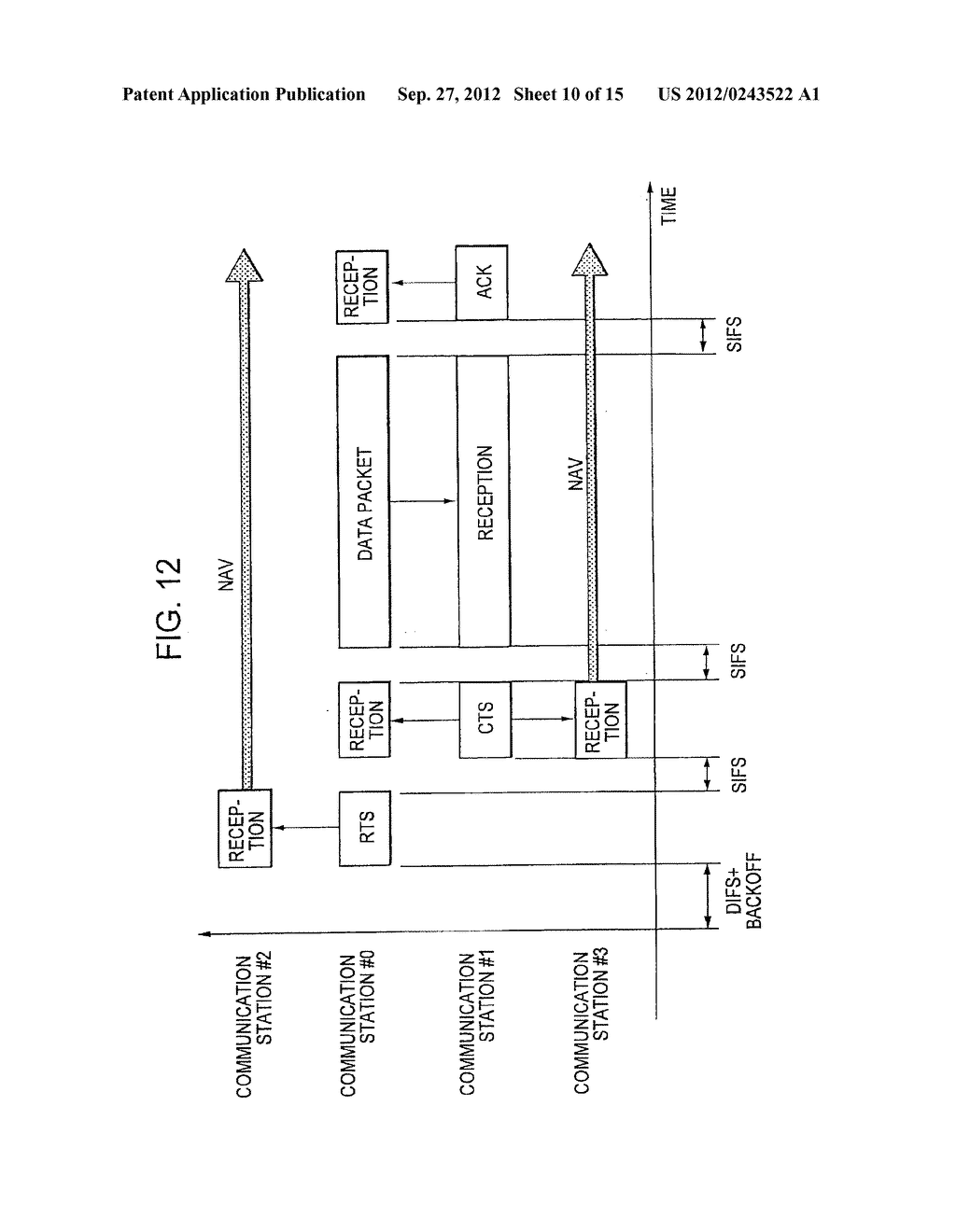 WIRELESS COMMUNICATION SYSTEM, WIRELESS COMMUNICATION APPARATUS, WIRELESS     COMMUNICATION METHOD, AND COMPUTER PROGRAM - diagram, schematic, and image 11