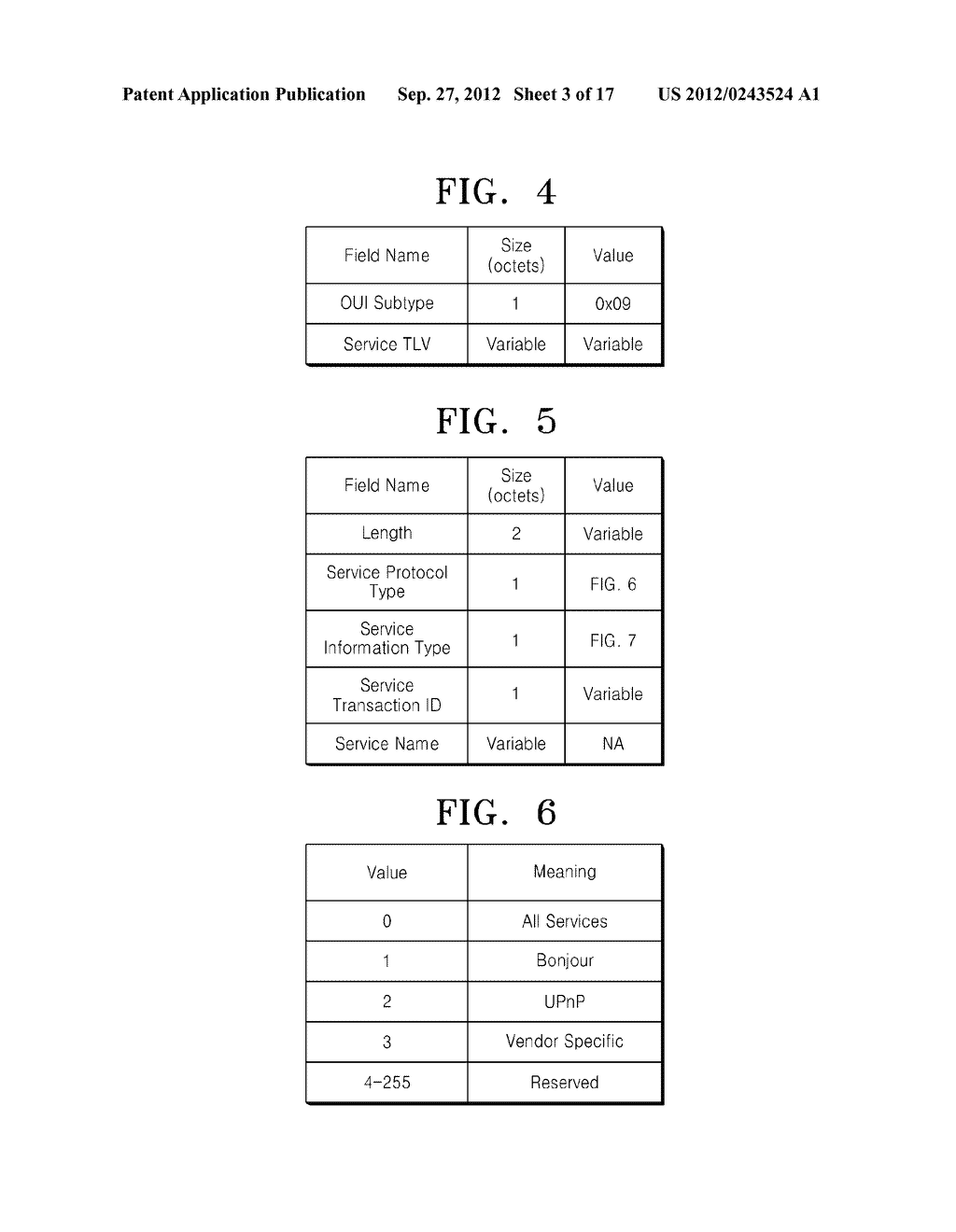 METHOD AND DEVICE FOR INVESTIGATING WIFI DISPLAY SERVICE IN A WIFI DIRECT     NETWORK - diagram, schematic, and image 04