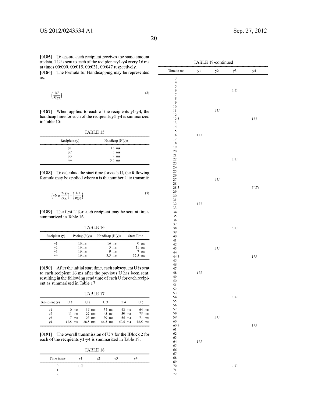 METHOD AND SYSTEM FOR PACING, ACKING, TIMING, AND HANDICAPPING (PATH) FOR     SIMULTANEOUS RECEIPT OF DOCUMENTS - diagram, schematic, and image 41