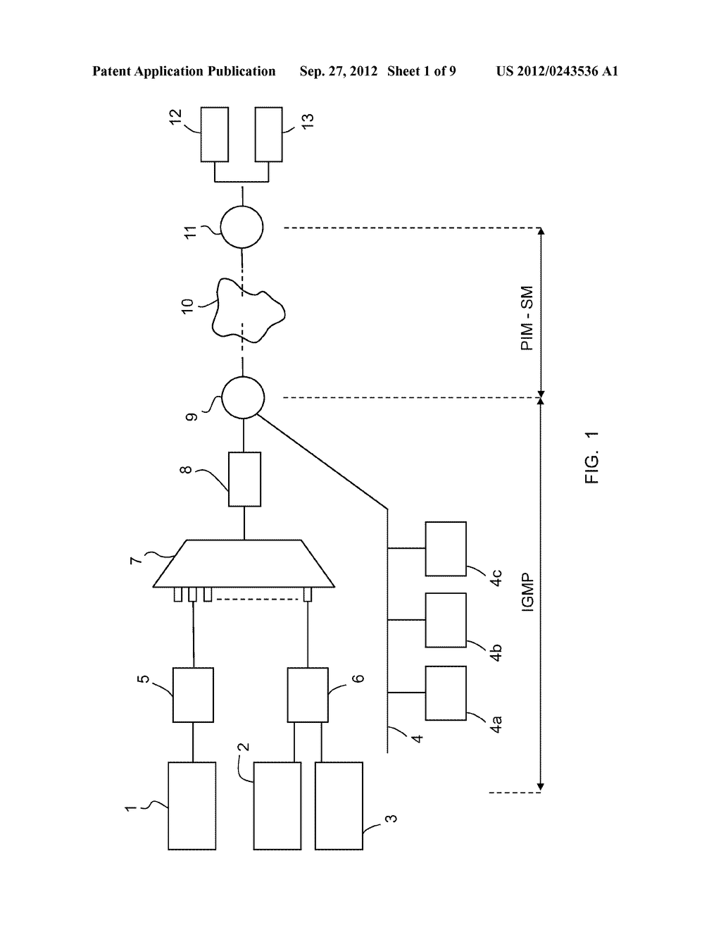 METHOD AND APPARATUS FOR TRANSMITTING AND RECEIVING MULTICAST DATA IN     SOCIAL NETWORKS - diagram, schematic, and image 02