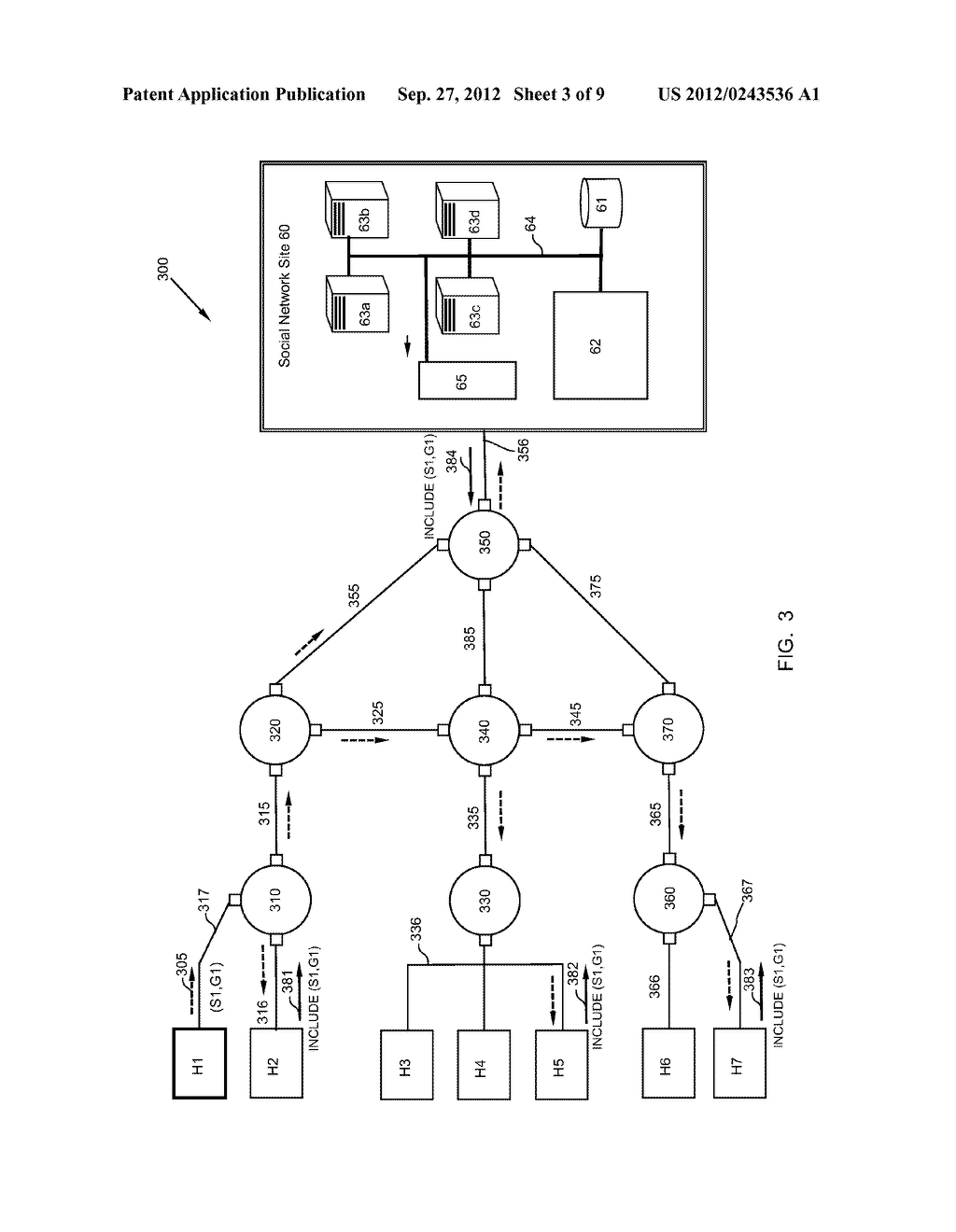 METHOD AND APPARATUS FOR TRANSMITTING AND RECEIVING MULTICAST DATA IN     SOCIAL NETWORKS - diagram, schematic, and image 04