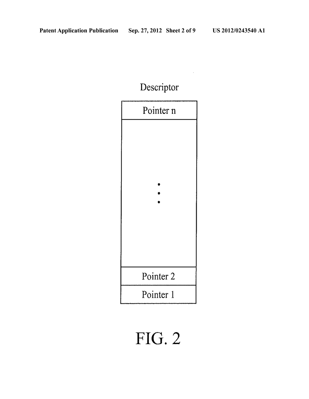 METHOD FOR OFFLOADING PACKET SEGMENTATIONS AND DEVICE USING THE SAME - diagram, schematic, and image 03