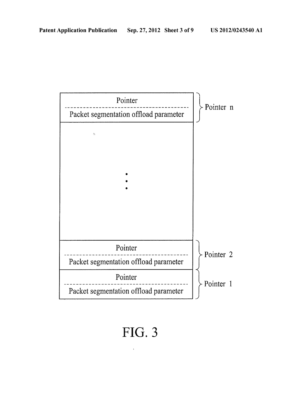 METHOD FOR OFFLOADING PACKET SEGMENTATIONS AND DEVICE USING THE SAME - diagram, schematic, and image 04