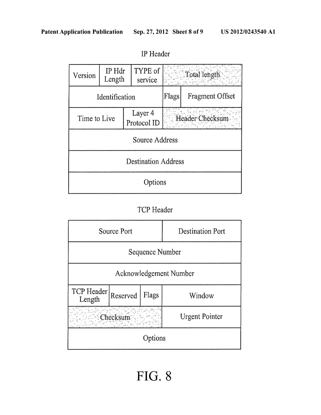 METHOD FOR OFFLOADING PACKET SEGMENTATIONS AND DEVICE USING THE SAME - diagram, schematic, and image 09