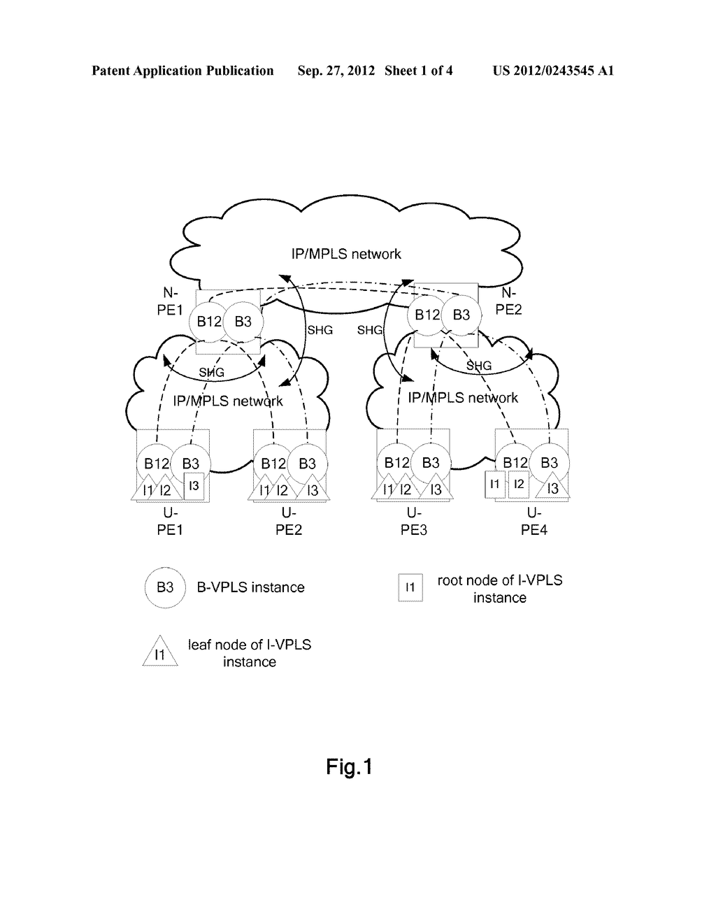 METHOD AND DEVICE FOR DETERMINING FORWARDING RULE FOR DATA PACKET - diagram, schematic, and image 02