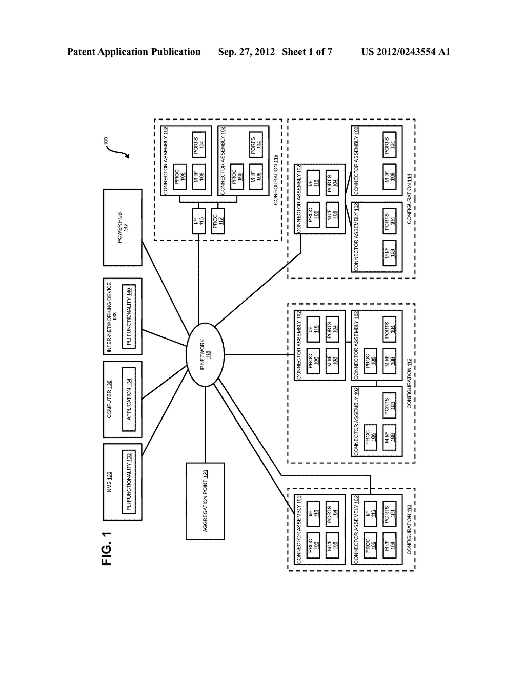 EVENT-MONITORING IN A SYSTEM FOR AUTOMATICALLY OBTAINING AND MANAGING     PHYSICAL LAYER INFORMATION USING A RELIABLE PACKET-BASED COMMUNICATION     PROTOCOL - diagram, schematic, and image 02