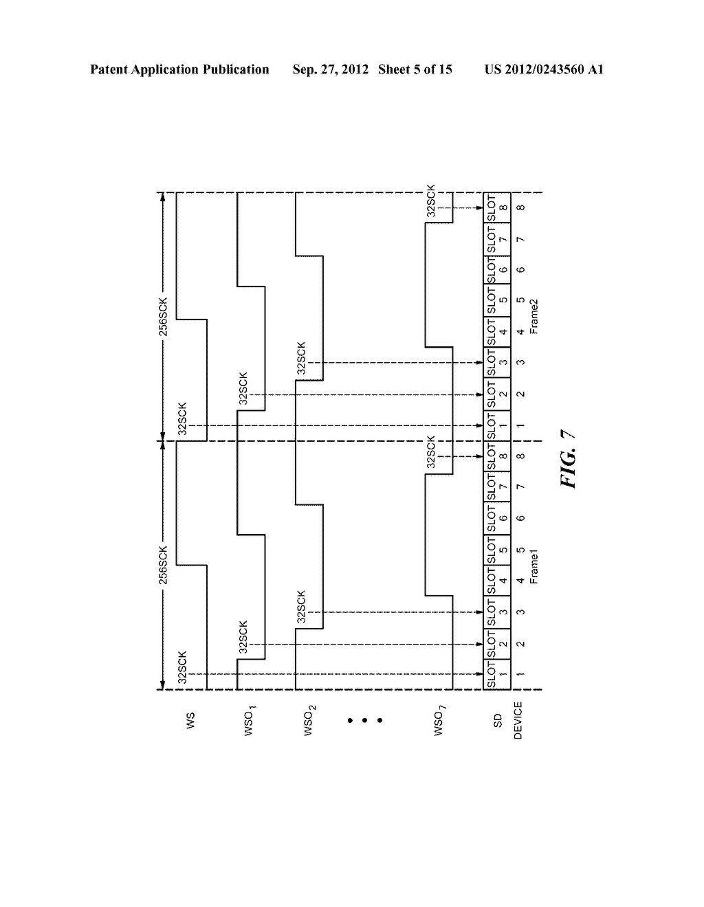 System, Apparatus, and Method for Time-Division Multiplexed Communication - diagram, schematic, and image 06