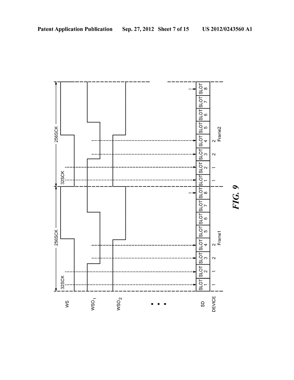 System, Apparatus, and Method for Time-Division Multiplexed Communication - diagram, schematic, and image 08