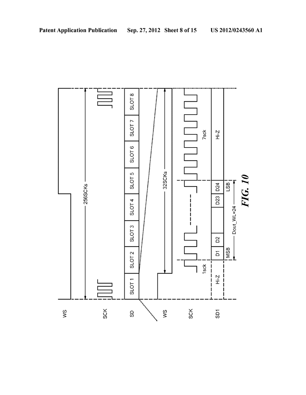 System, Apparatus, and Method for Time-Division Multiplexed Communication - diagram, schematic, and image 09
