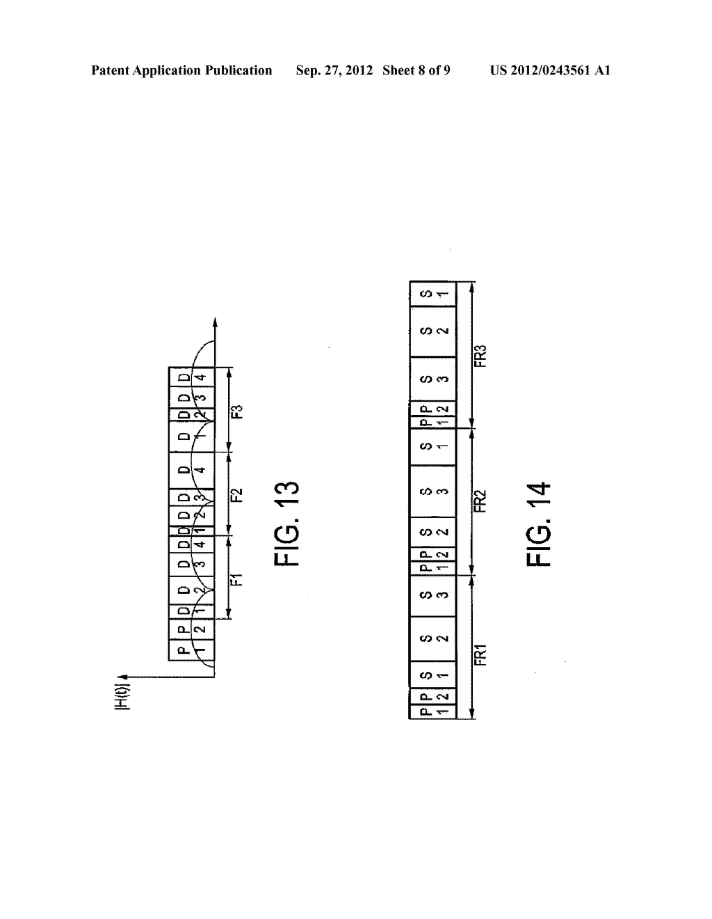 TRANSMISSION AND RECEIVER APPARATUS AND METHODS - diagram, schematic, and image 09