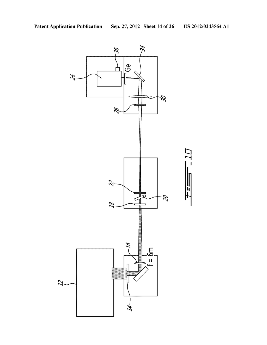SYSTEM AND METHOD FOR AGILE REMOTE GENERATION OF A BROADBAND TUNABLE     SHORT-PULSE EMISSION - diagram, schematic, and image 15