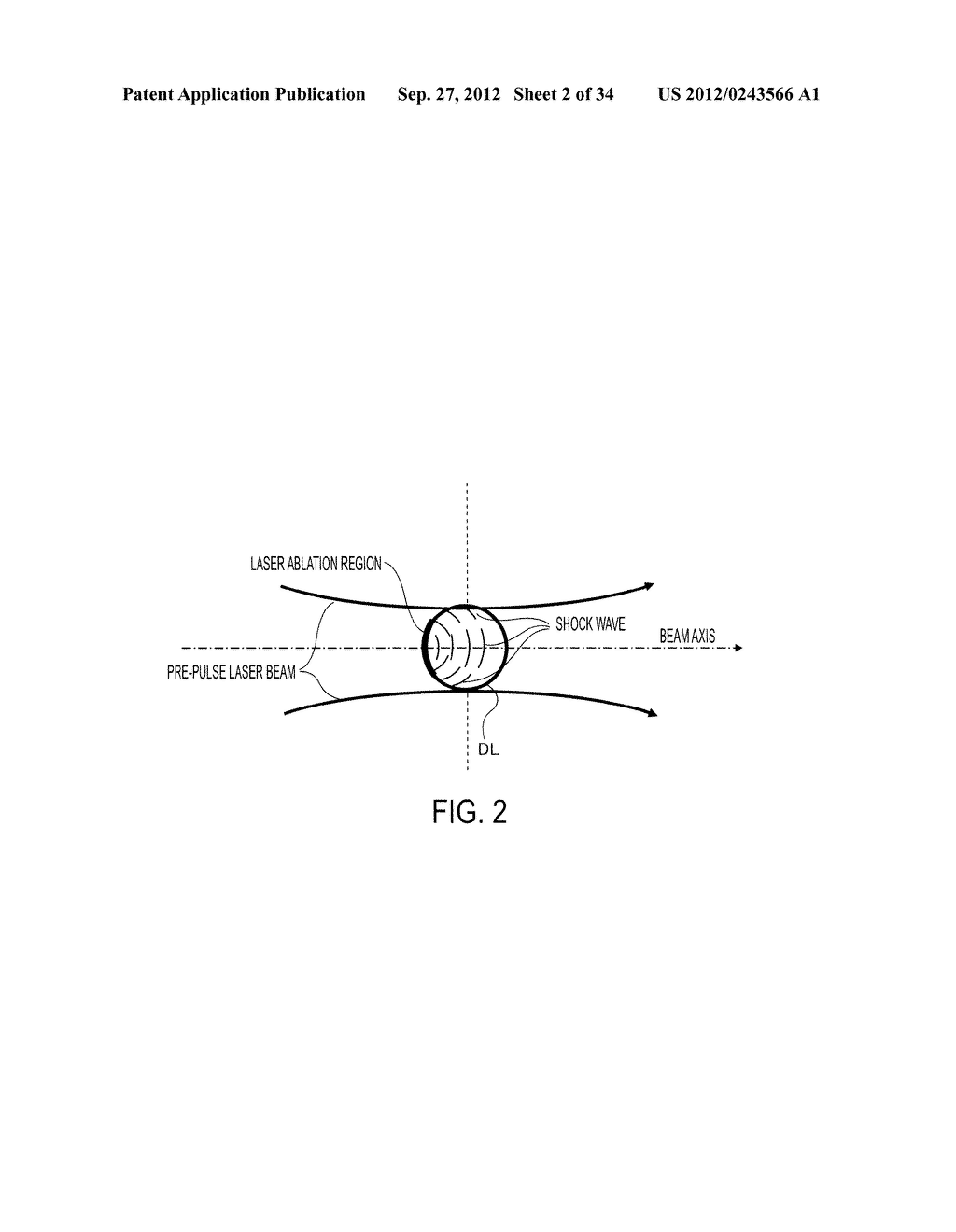 SYSTEM AND METHOD FOR GENERATING EXTREME ULTRAVIOLET LIGHT - diagram, schematic, and image 03