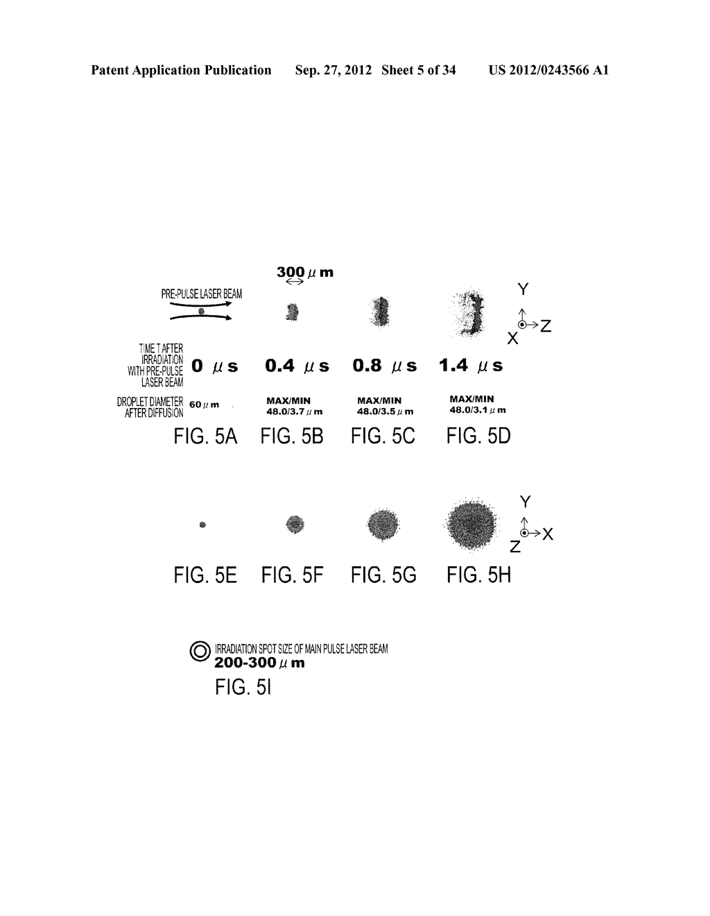 SYSTEM AND METHOD FOR GENERATING EXTREME ULTRAVIOLET LIGHT - diagram, schematic, and image 06