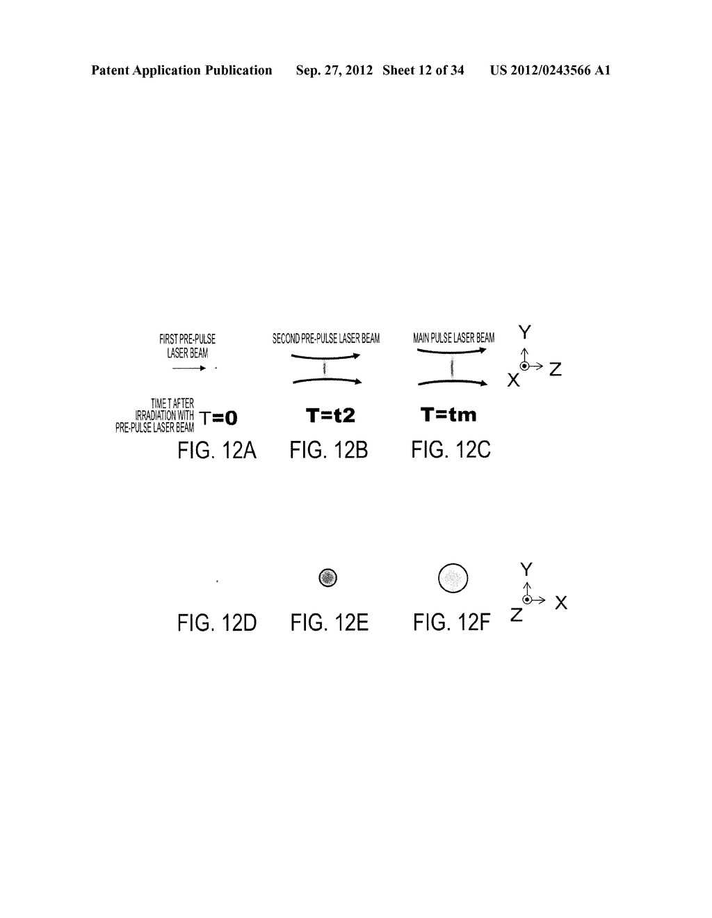 SYSTEM AND METHOD FOR GENERATING EXTREME ULTRAVIOLET LIGHT - diagram, schematic, and image 13
