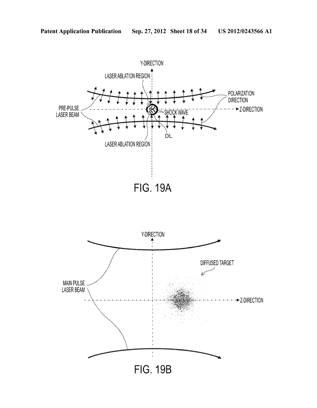 SYSTEM AND METHOD FOR GENERATING EXTREME ULTRAVIOLET LIGHT - diagram, schematic, and image 19