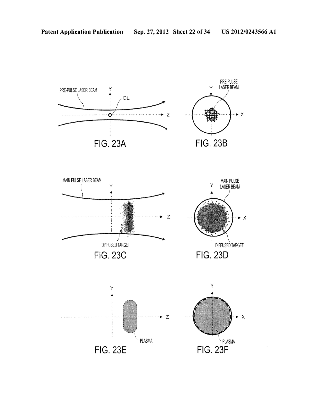 SYSTEM AND METHOD FOR GENERATING EXTREME ULTRAVIOLET LIGHT - diagram, schematic, and image 23