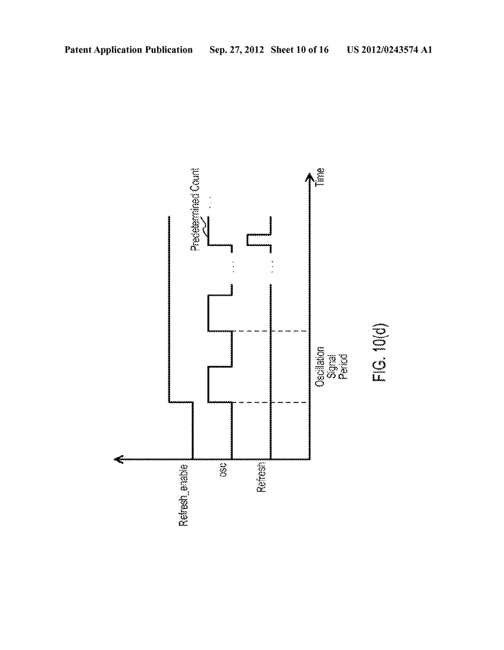 SEMICONDUCTOR DEVICE HAVING VARIABLE PARAMETER SELECTION BASED ON     TEMPERATURE AND TEST METHOD - diagram, schematic, and image 11
