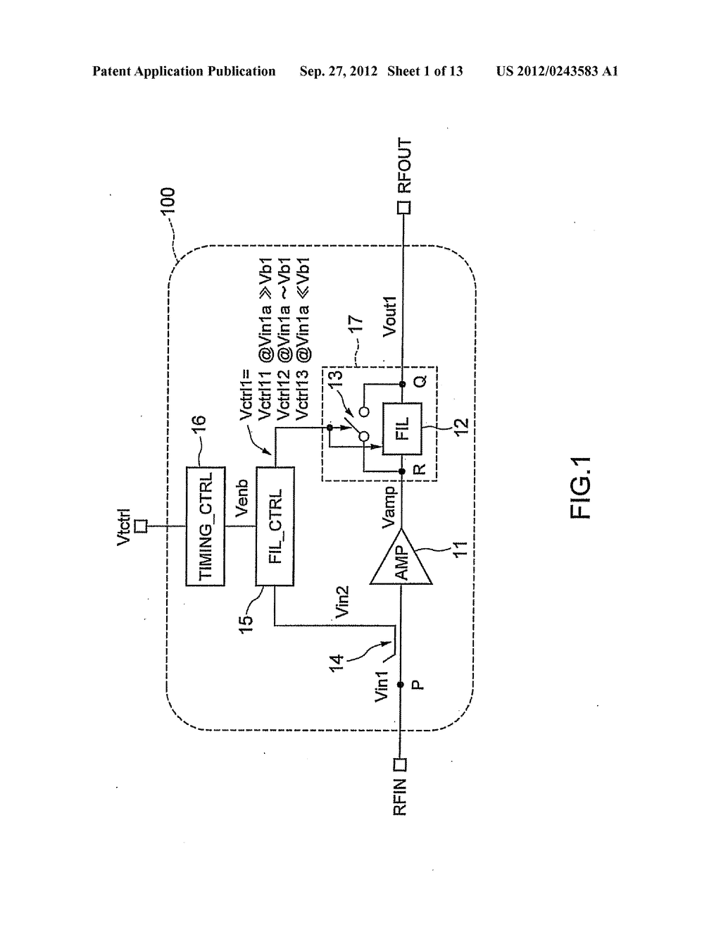 SEMICONDUCTOR INTEGRATED CIRCUIT - diagram, schematic, and image 02