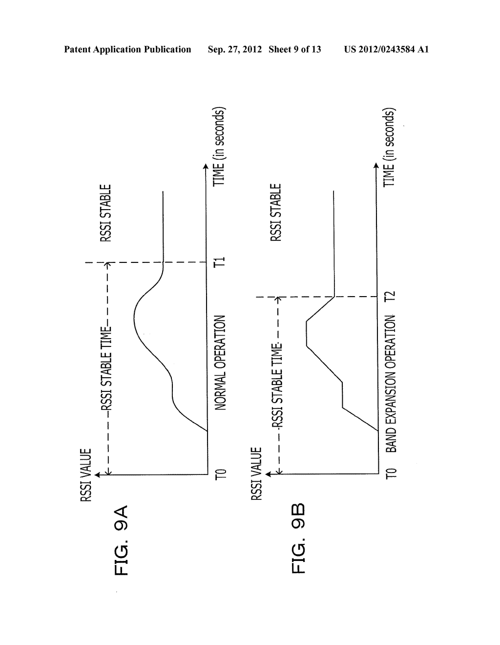 RADIO DEVICE, COMMUNICATION CONTROL METHOD, AND RADIO COMMUNICATION SYSTEM - diagram, schematic, and image 10