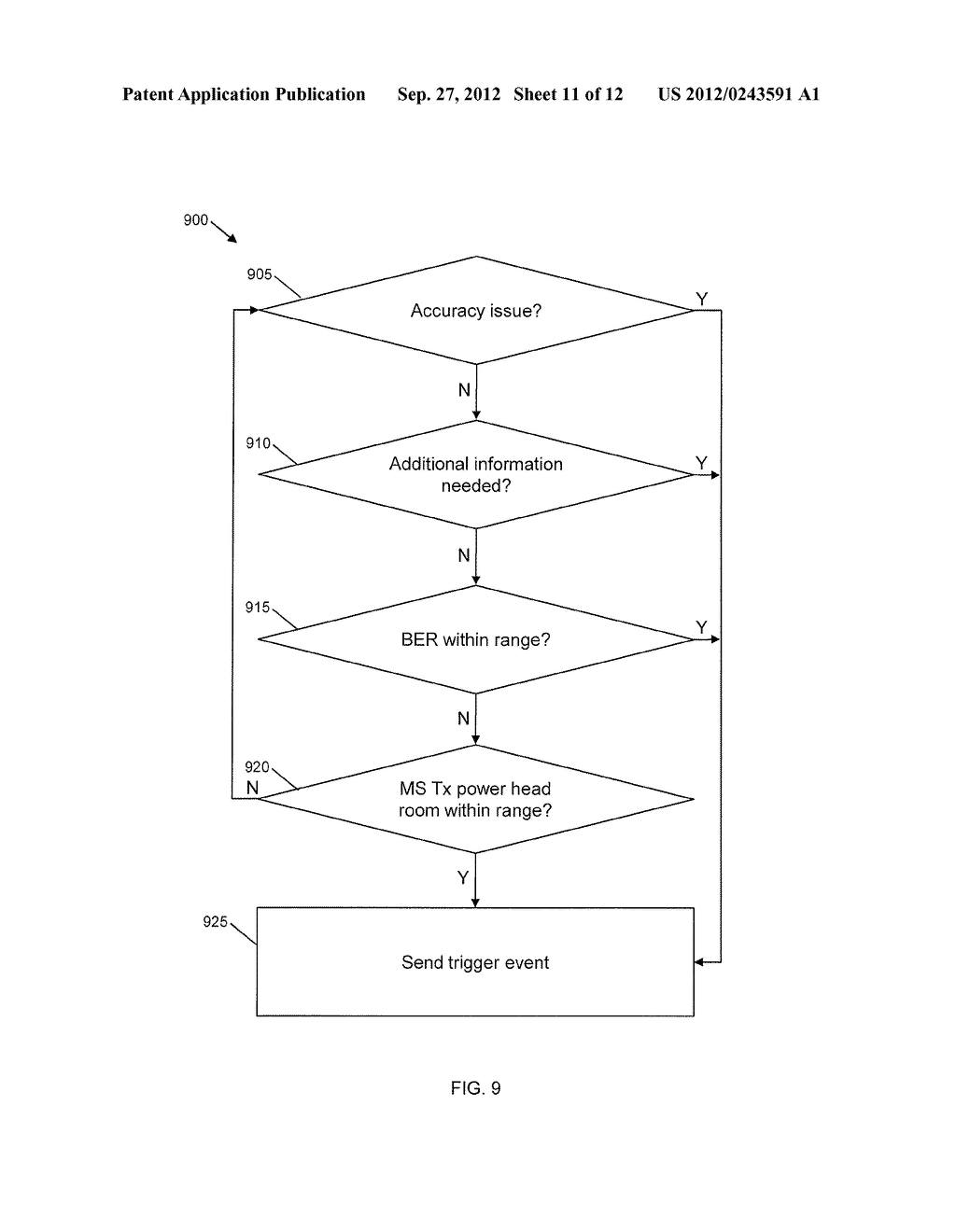 METHOD AND SYSTEM OF PAYLOAD ENCODING AND MODULATION FOR CHANNEL QUALITY     FEEDBACK - diagram, schematic, and image 12