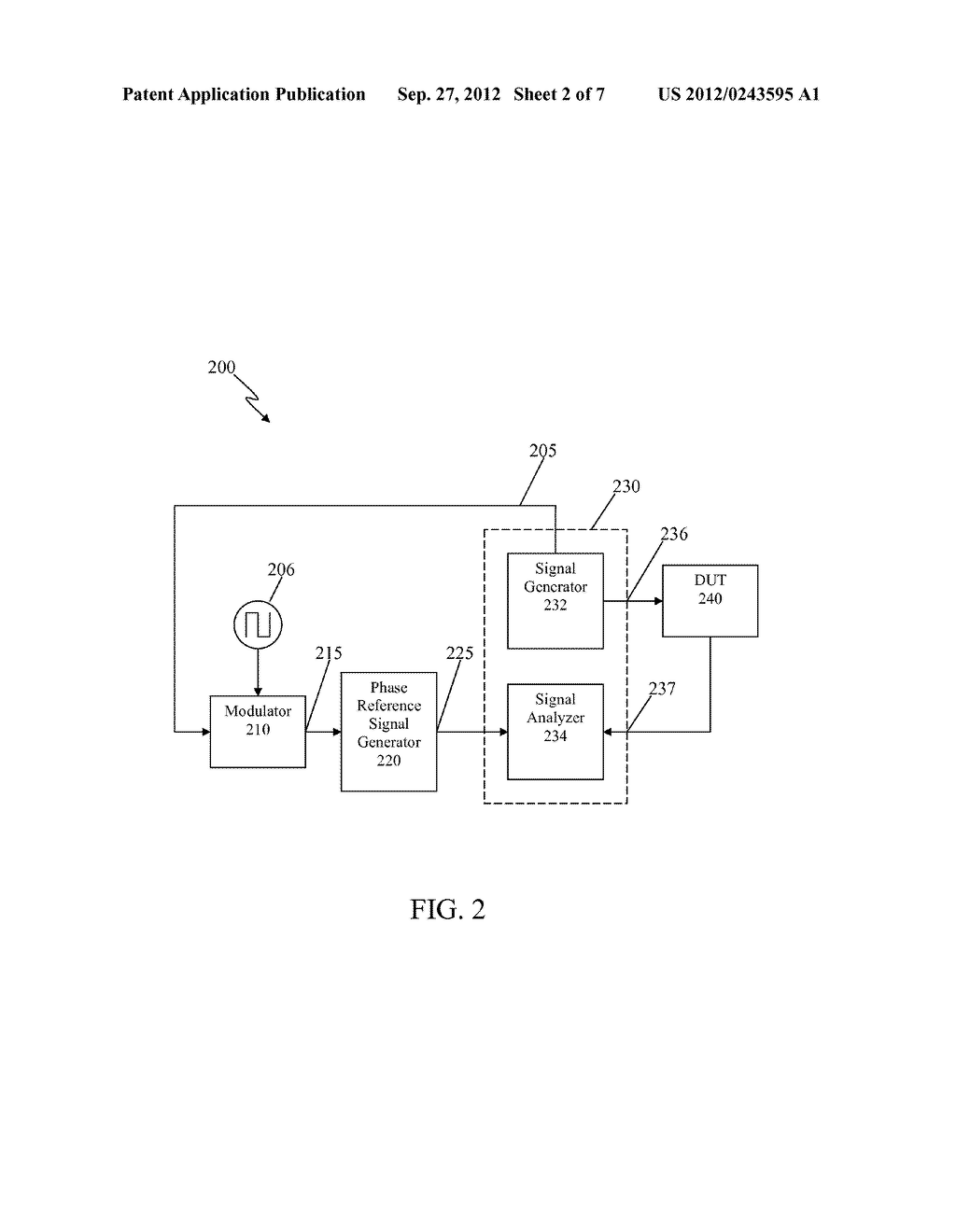 METHOD AND SYSTEM FOR PROVIDING PHASE REFERENCE SIGNAL - diagram, schematic, and image 03
