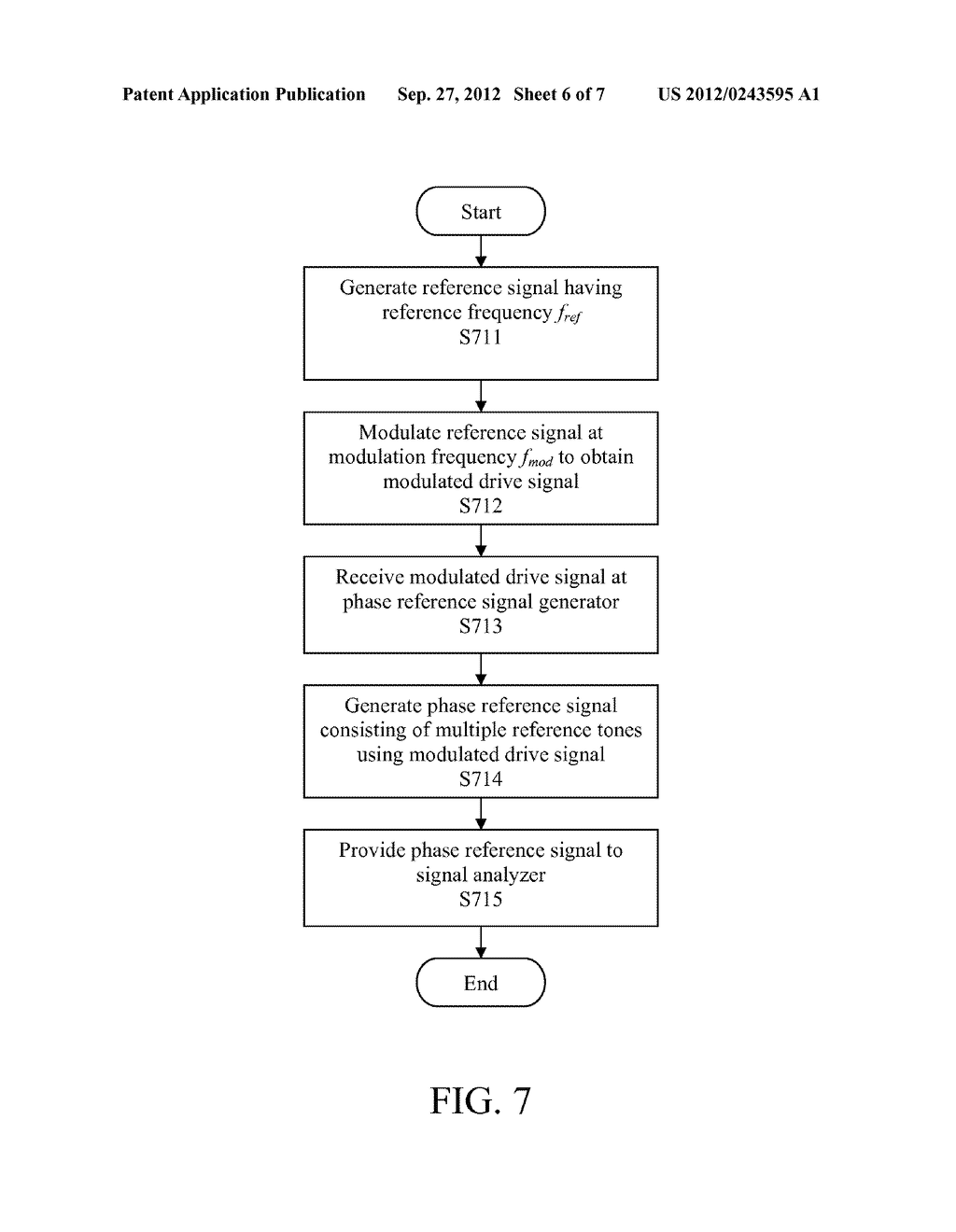 METHOD AND SYSTEM FOR PROVIDING PHASE REFERENCE SIGNAL - diagram, schematic, and image 07