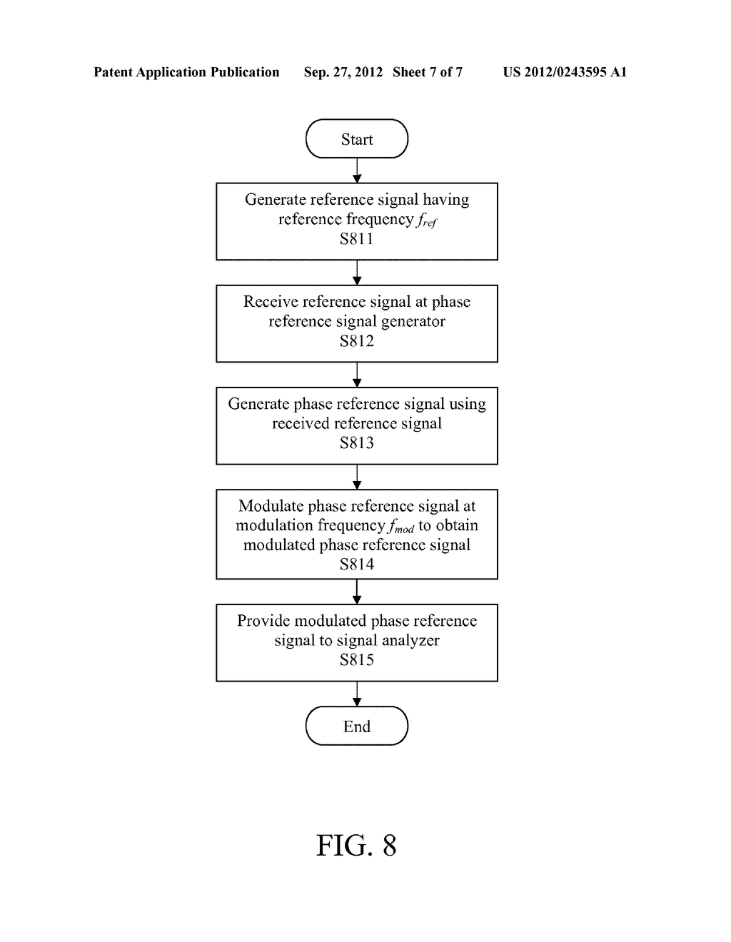 METHOD AND SYSTEM FOR PROVIDING PHASE REFERENCE SIGNAL - diagram, schematic, and image 08