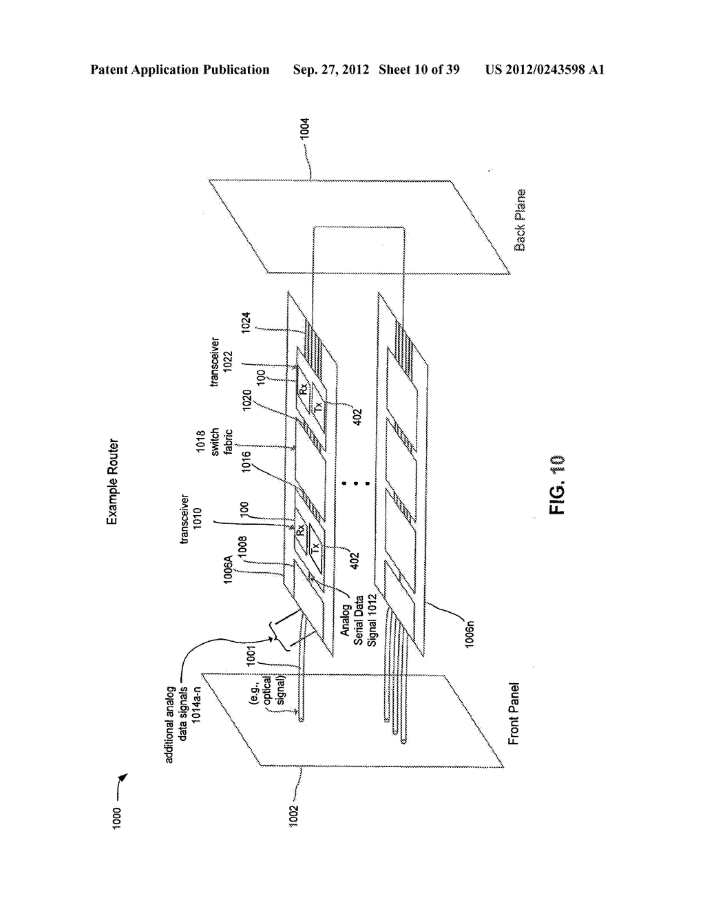 Methods and Systems for Adaptive Receiver Equalization - diagram, schematic, and image 11