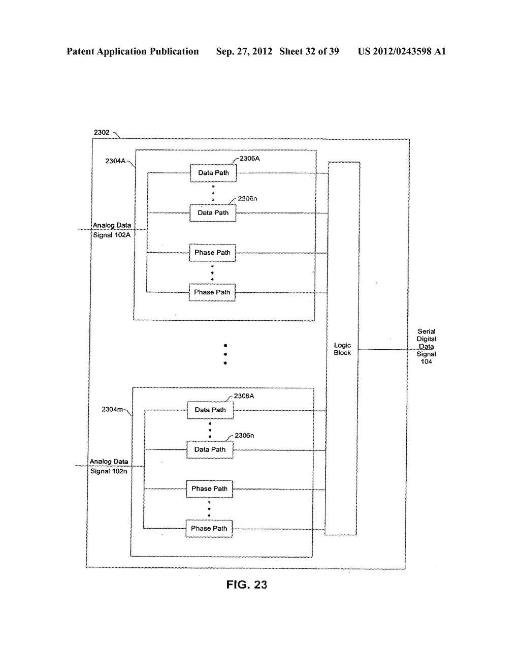 Methods and Systems for Adaptive Receiver Equalization - diagram, schematic, and image 33